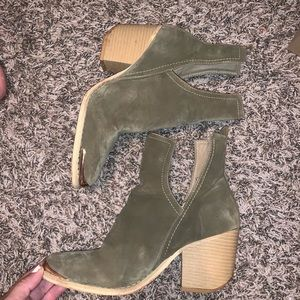 Free People dupe booties